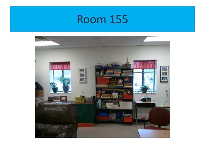 Room 155