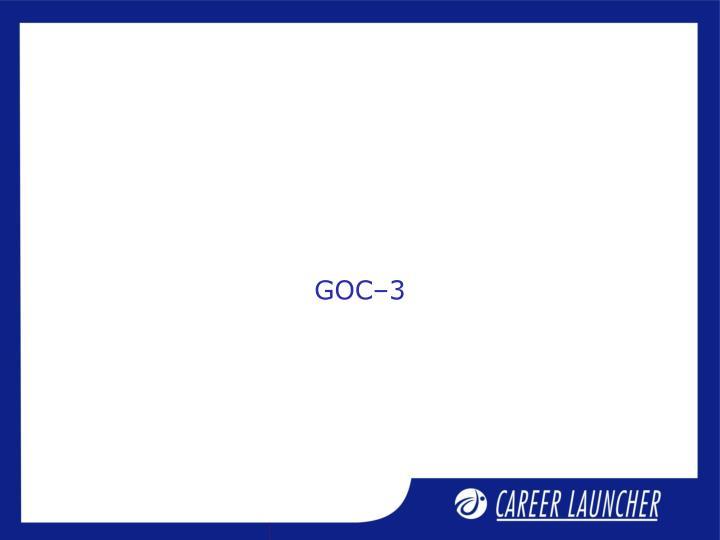 GOC–3