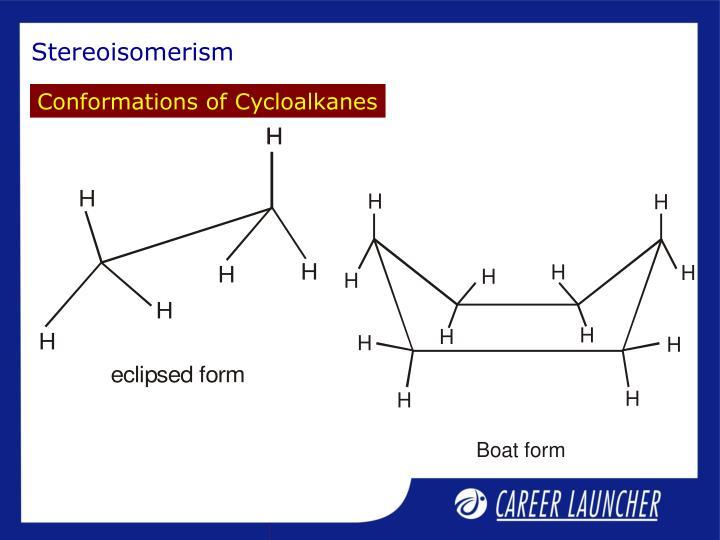 Stereoisomerism