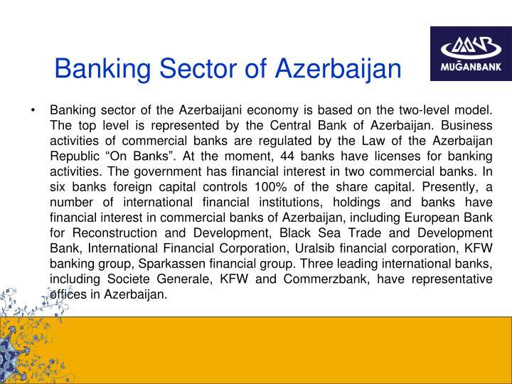 Banking Sector of Azerbaijan