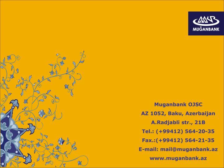 Muganbank OJSC