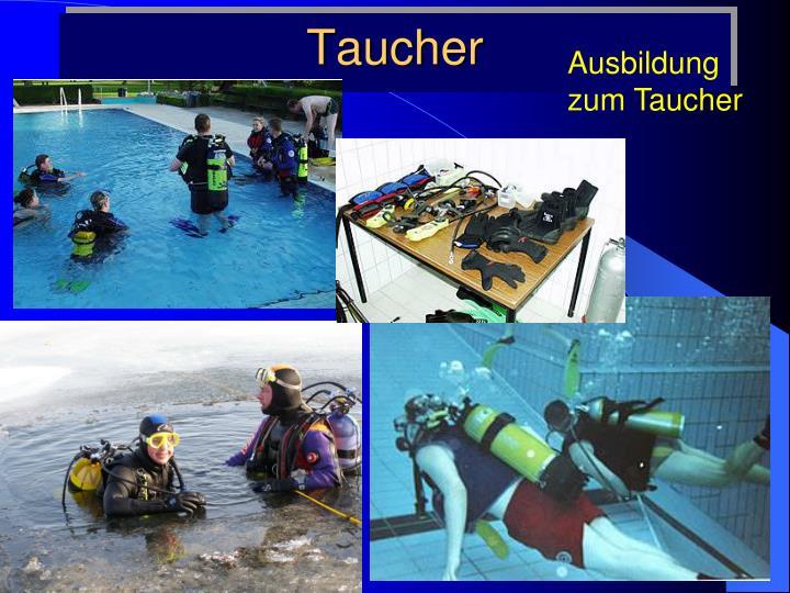 Taucher