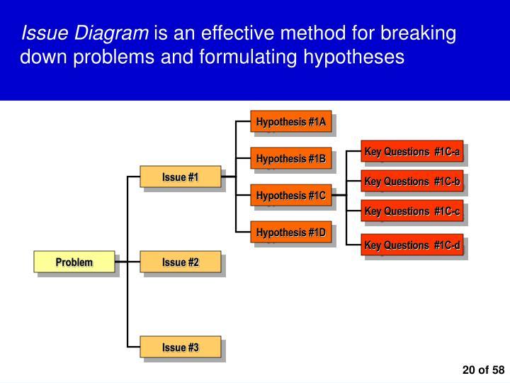 Issue Diagram