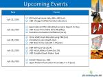 upcoming events1