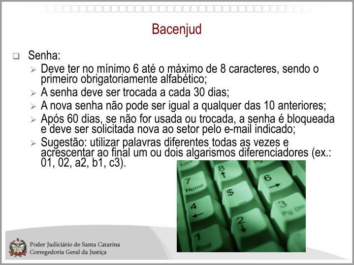 Bacenjud