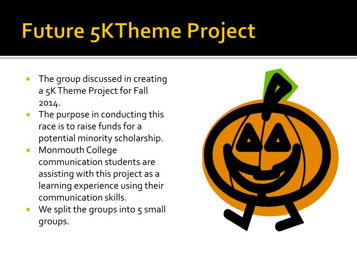 Future 5KTheme Project