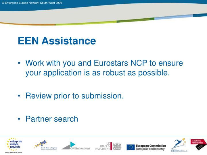 EEN Assistance