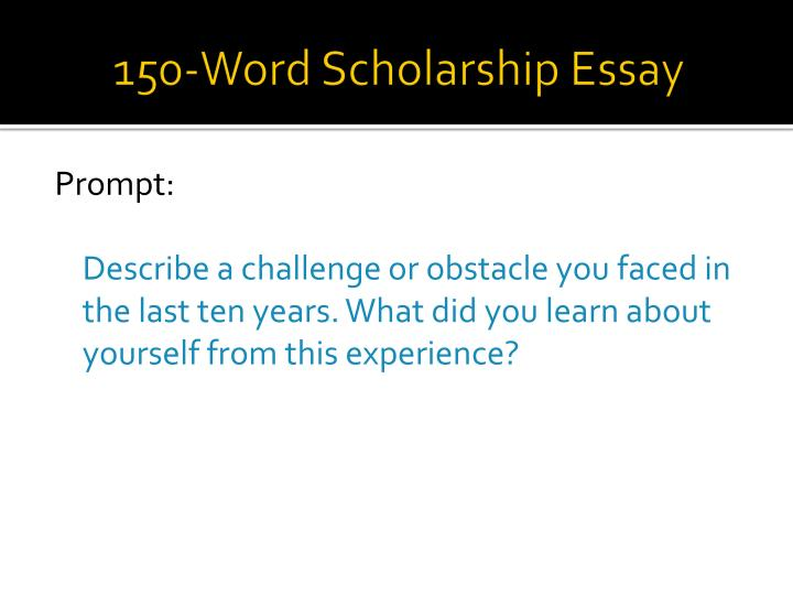 150-Word