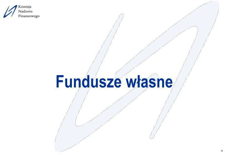Fundusze własne