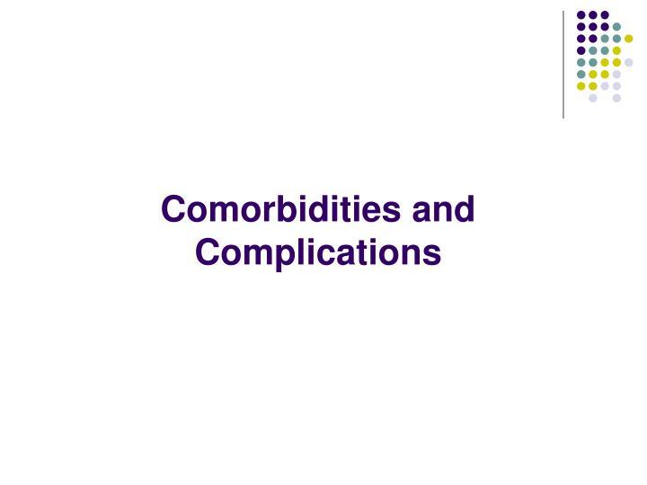 Comorbidities