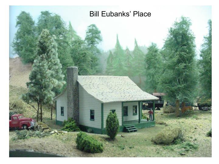 Bill Eubanks' Place
