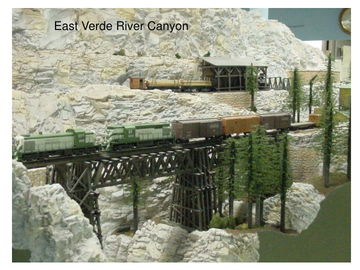 East Verde River Canyon
