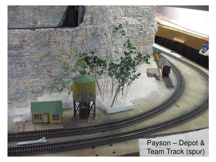 Payson – Depot &