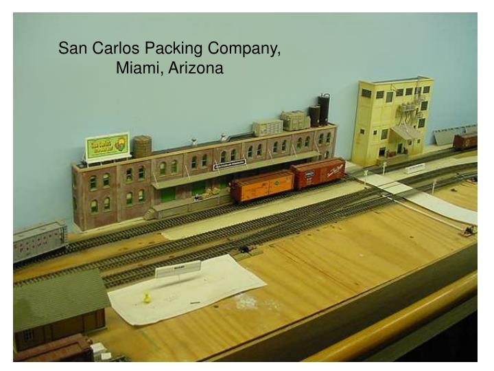 San Carlos Packing Company,