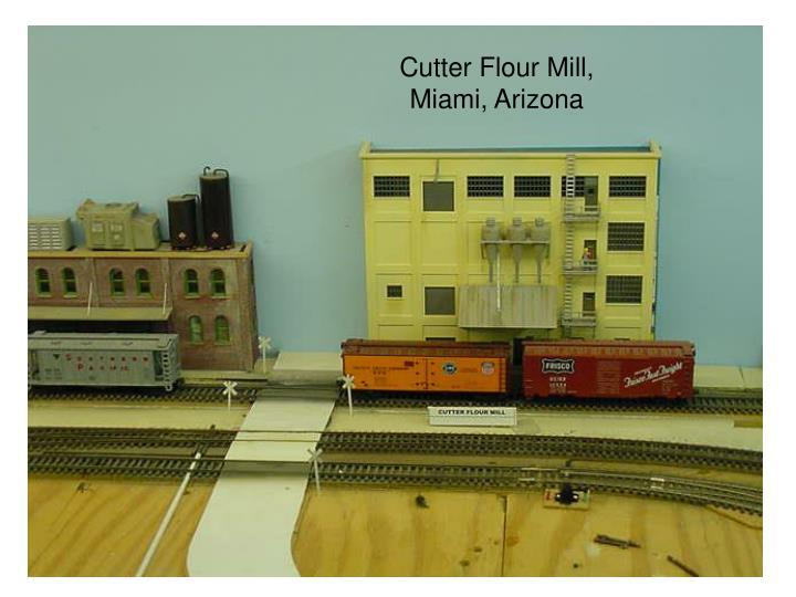 Cutter Flour Mill,