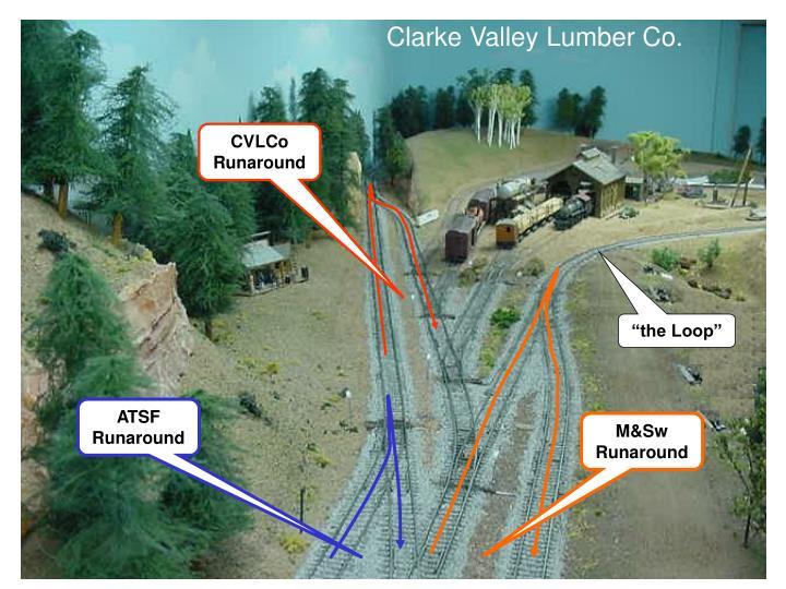 Clarke Valley Lumber Co.