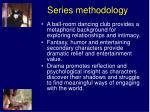 series methodology1