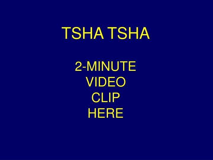 TSHA TSHA