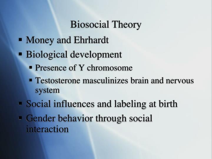 Biosocial Theory