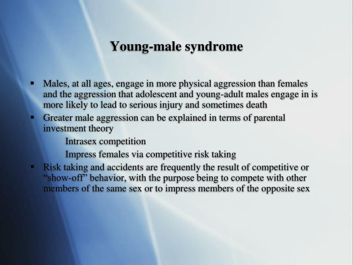 Young-male syndrome