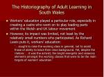 the historiography of adult learning in south wales2