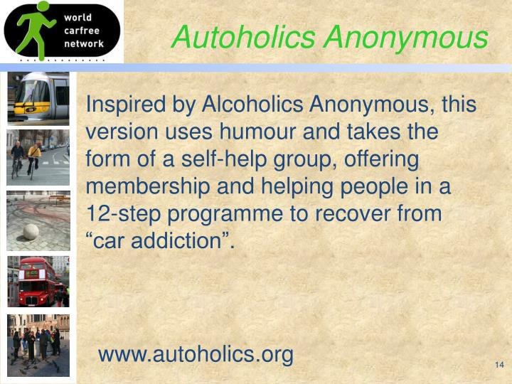 Autoholics Anonymous