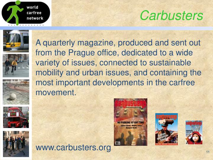 Carbusters