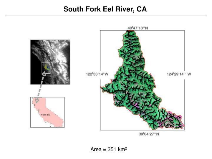 South Fork Eel River, CA