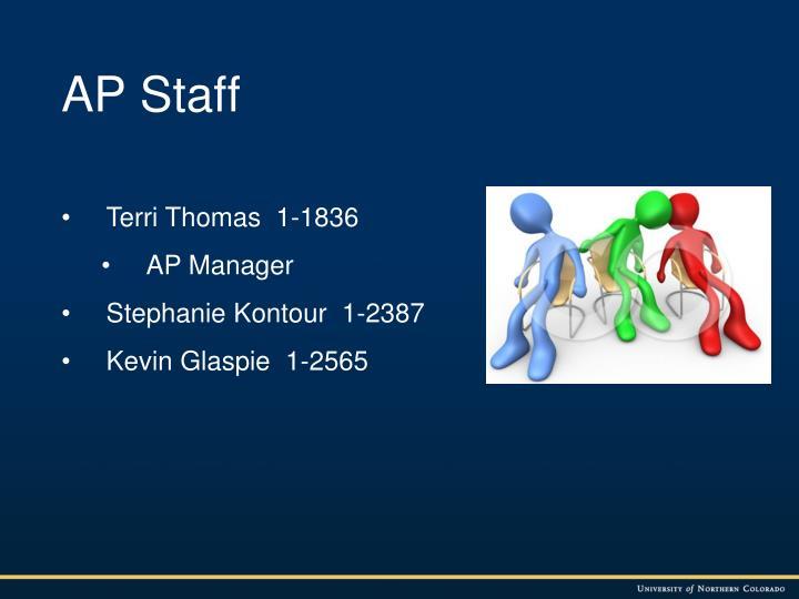 AP Staff