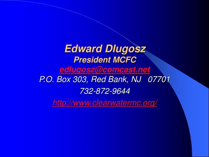 Edward Dlugosz