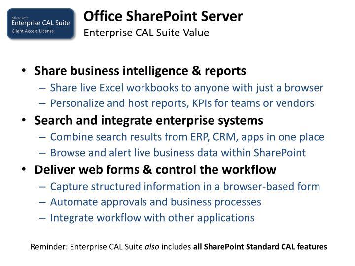 Office SharePoint Server