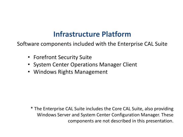 Infrastructure Platform