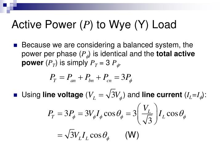 Active Power (