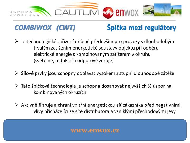 COMBIWOX   (CWT)