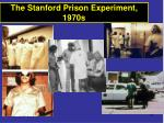 the stanford prison experiment 1970s