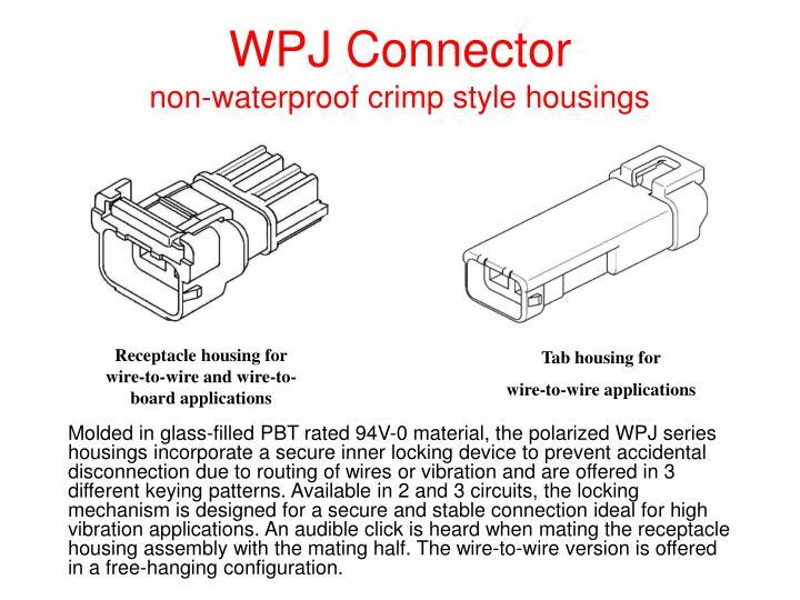 WPJ Connector