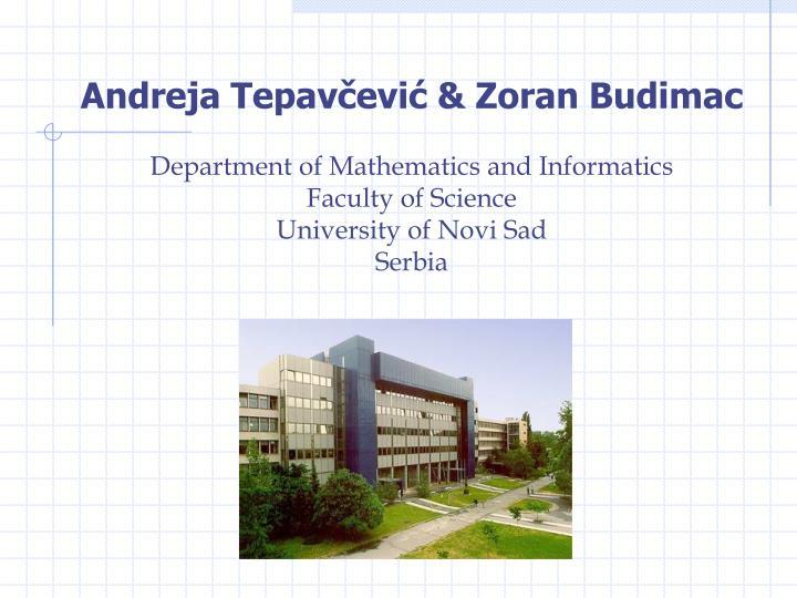 Andreja Tepav