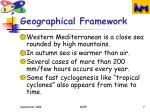 geographical framework1
