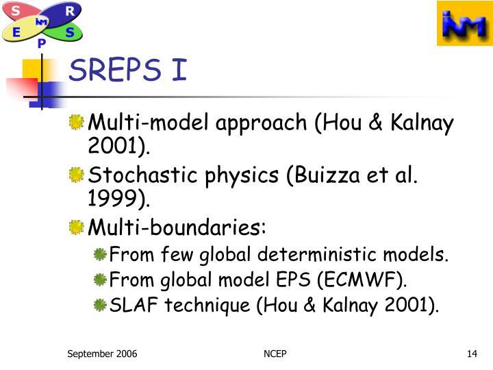 SREPS I