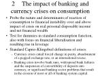 2 the impact of banking and currency crises on consumption