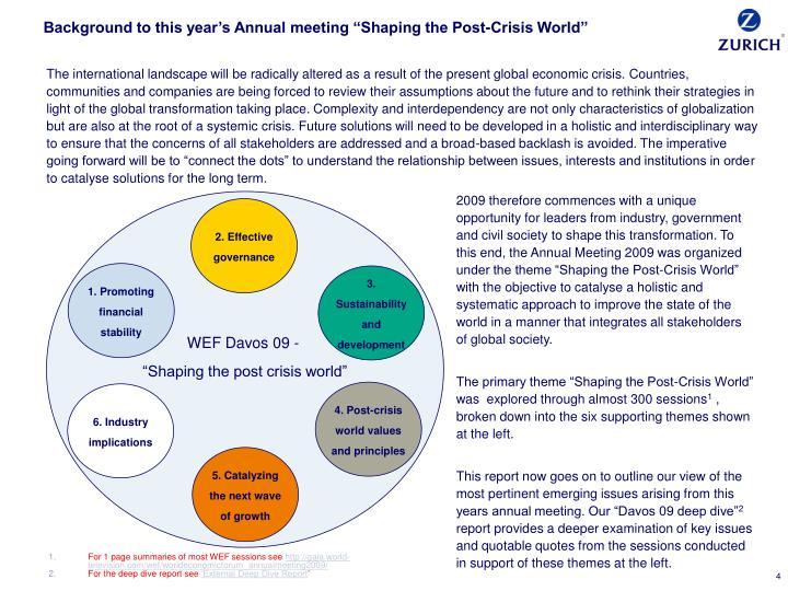 WEF Davos 09 -
