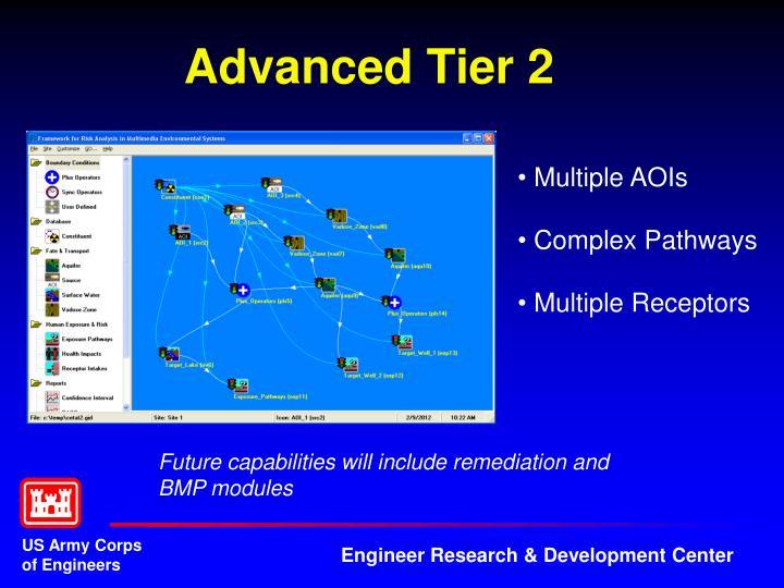 Advanced Tier 2