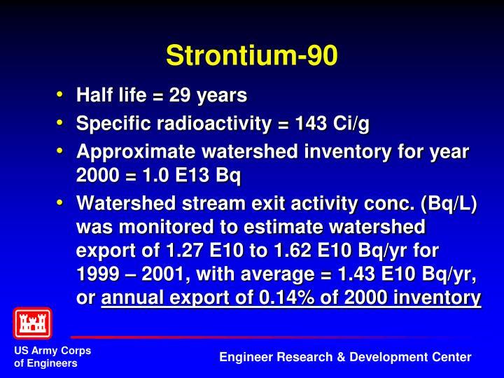 Strontium-90