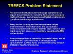 treecs problem statement