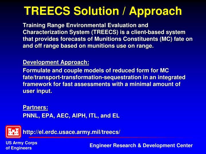 TREECS Solution / Approach