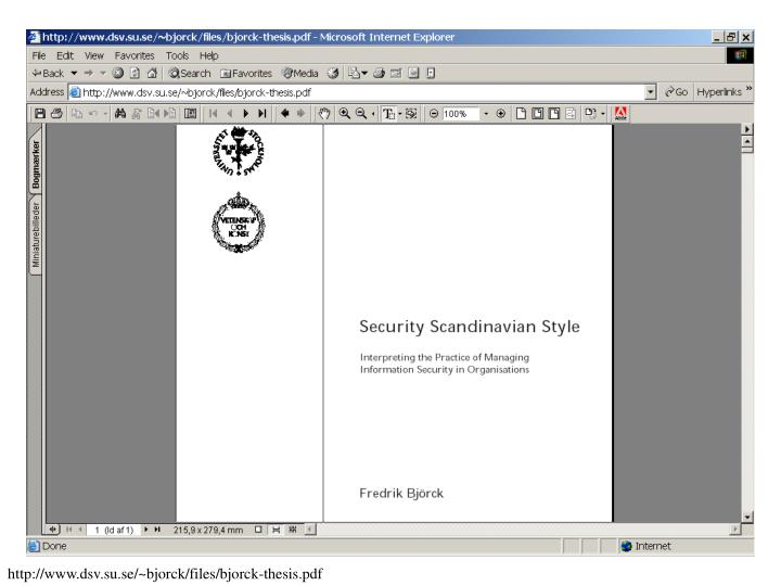 http://www.dsv.su.se/~bjorck/files/bjorck-thesis.pdf