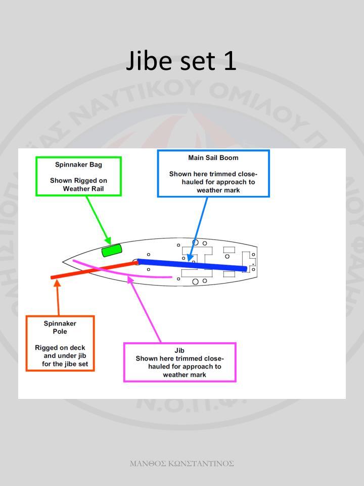 Jibe set 1