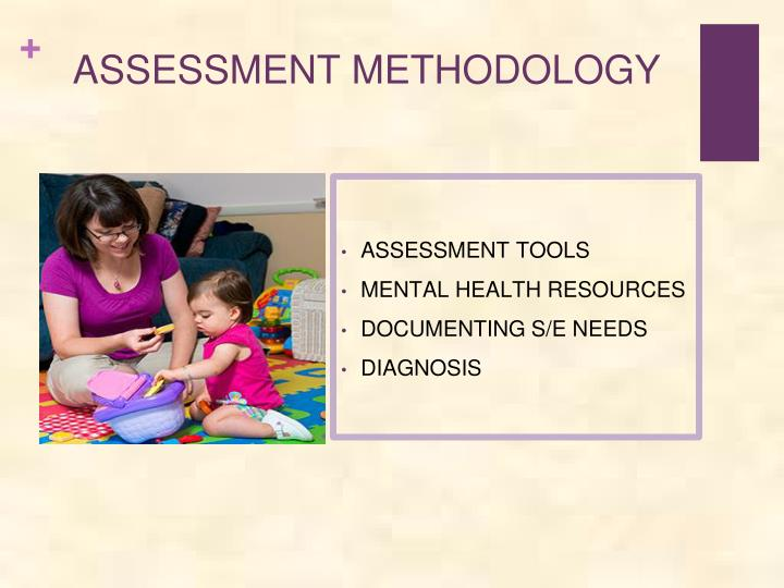 ASSESSMENT METHODOLOGY