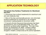 application technology5