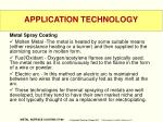 application technology6